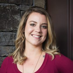 Chelsea Jenkins - Receptionist