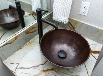Quartzite Vessel Sink